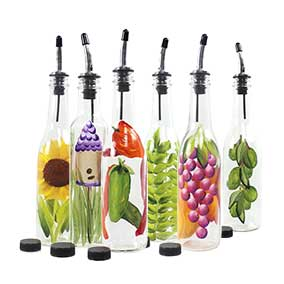 Decorative Pour Bottles